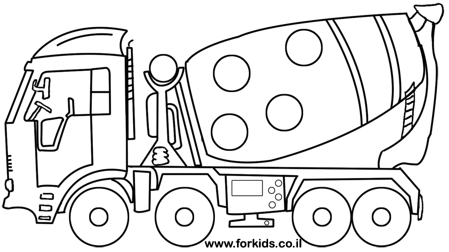 Blippi Coloring Pages Image Mag Sketch Coloring Page