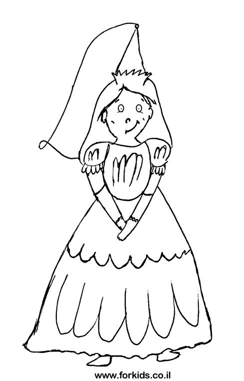 נסיכה לצביעה