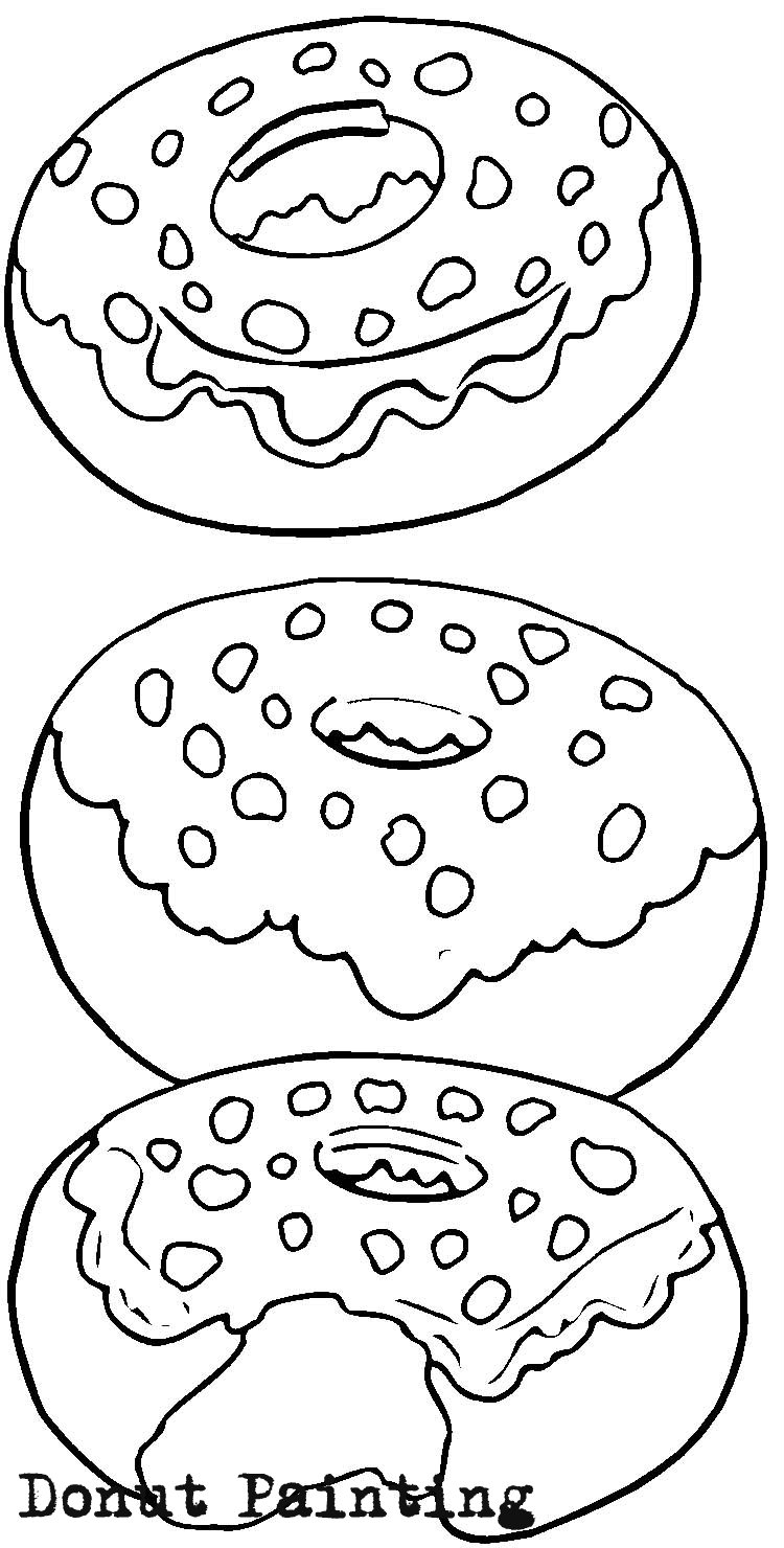 coloring pages of food labels - photo#46