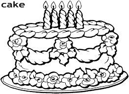 עוגת יום הולדת לצביעה